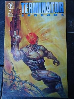 The Terminator End Game #1 (of 3) Dark Horse 1992 VFN+