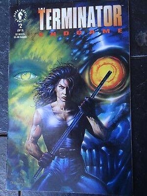 The Terminator End Game #2 (of 3) Dark Horse 1992 FN+