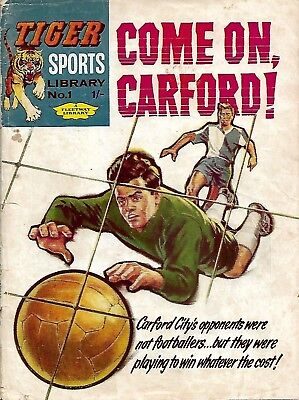 Tiger Sports Library No.1 Come On, Carford!