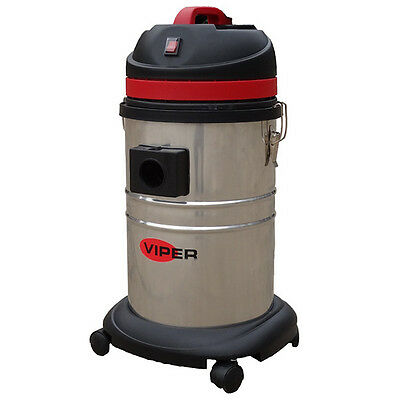 Viper LSU135 35 litre wet/dry vacuum cleaner