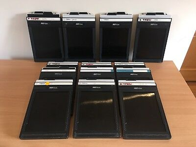Collection Of 13, 'Fidelity Elite',4x5 Film Holders!