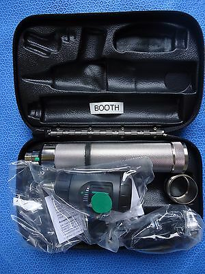 Welch Allyn Diagnostic Set #97200-Mc Macroview Otoscope/coaxial Ophthalmoscope