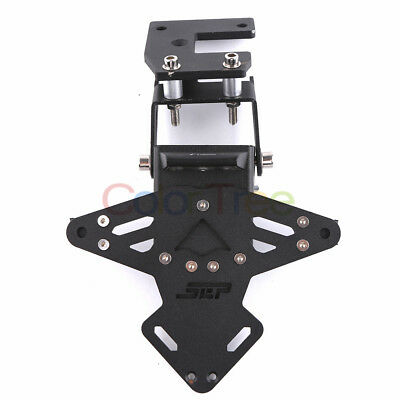 Motorcycle CNC License Number Plate Holder Mount For Kawasaki Z900 2017 Aluminum