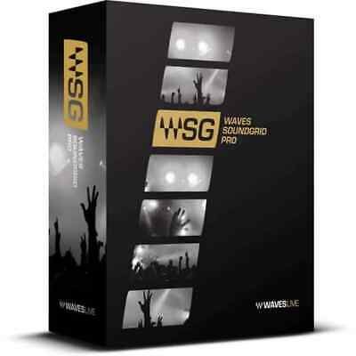 Waves Pro Show Bundle AAX + Mixing Lessons + 24hr E-Delivery!