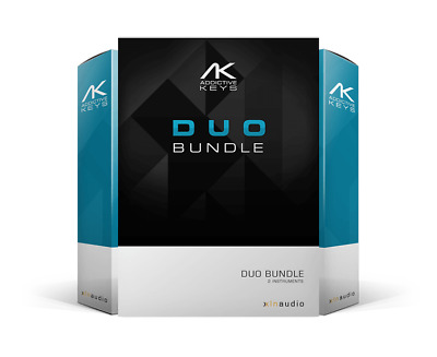 XLN Audio Addictive Keys Duo Bundle Plugin + 42 Mixing Lessons + 24hr eDelivery!