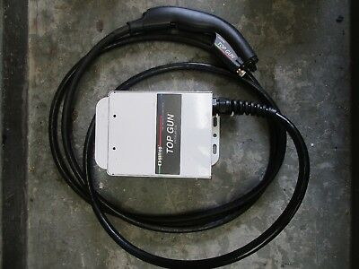 Simco Ionizing Air Gun 10' Cable 4006517 120 VAC 100 PSI Used