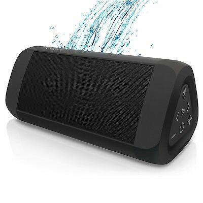 Premium Sound Portable Mini Bluetooth Oontz Angle 3 Plus Speaker 30 Hour 6 Inch