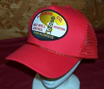 Rare Lampson Crane Limited edition trucker Hat and sticker machinery or  oilfield.  39.55 Buy It Now 28d 10h. See Details. John Wayne Hellfighters Cap  Hat ... c9a60da8eabe