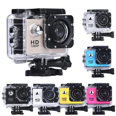 SJ5000 12MP Ultra HD 1080P Waterproof Action Camcorder Sports DV Camera Car Cam