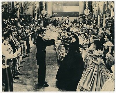 Gone With The Wind Vivian Leigh & Clark Gable-Freelance Post Card-#163-1972-#900