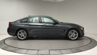 BMW 4 Series 430i Gran 430i Gran 4 Series New 4 dr Coupe Automatic Gasoline 2.0L 4 Cyl Mineral Grey Met