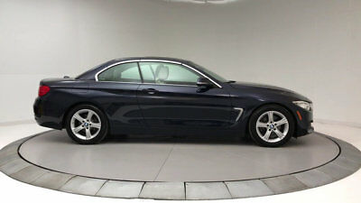 BMW 4 Series 428i 428i 4 Series Low Miles 2 dr Convertible Automatic Gasoline 2.0L 4 Cyl Imperial