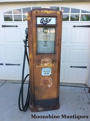 Original 1940's NEPTUNE Gas Pump - Gas & Oil