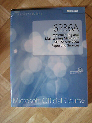 Microsoft Official Course 6236A - MOC 6236 A - Buch - SQL