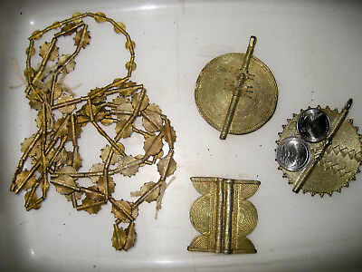 African Jewelry Making Items