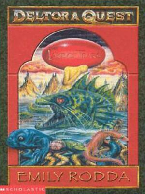 Deltora Quest: The lake of tears by Emily Rodda (Paperback / softback)