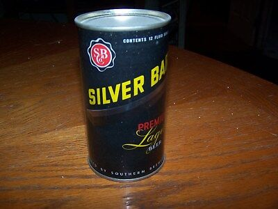 silver bar lager beer