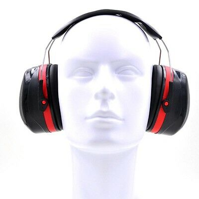 37 NRR Shooting Earmuffs Ear Muffs Gun Range Noise Reduction Hearing Protection