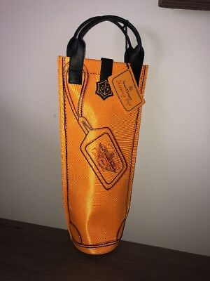 Veuve Clicquot Champagne Insulated Gift Bag Cooler Shopping Bag