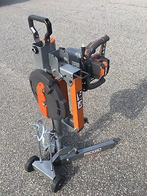RIDGID Dual Paddle Programmable Power Mixer with Stand