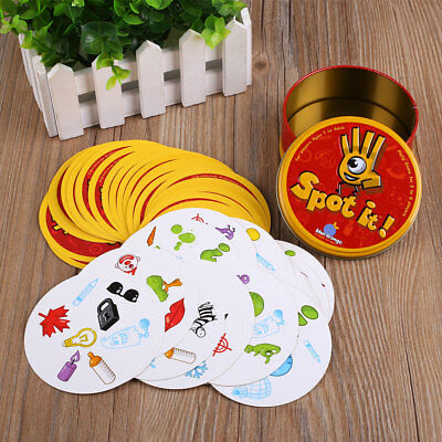 Spot It Find It Board Card Game For Kids Family Gathering Xmas Birthday Party AU