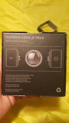 Moment (Tele) 60mm Lens for Smartphone/iPhone 6 V1