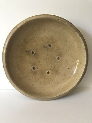 LARGE ANTIQUE 19th JAPANESE SETO WARE BOWL MEIJI PERIOD PLATE CHARGER