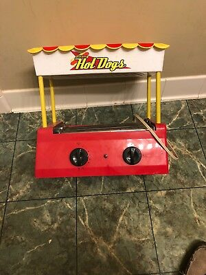 Hot dog roller, used before once for our family store. Still works great