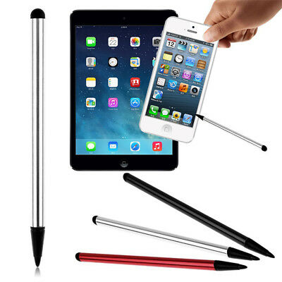 2 in1 Double Touch-Screen Writing Drawing Stylus Pen for Apple iPhone iPad iPod
