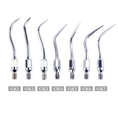 DE Original Dental Scaling Tips GK1-GK7 for KAVO Air Scaler Handpiece 7 Types