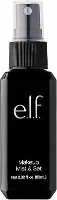 E.l.f. Makeup Mist and Set Setting Spray, Clear