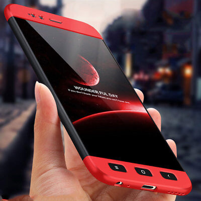 360° Full Cover Hybrid Case Shockproof For Xiaomi Redmi 4X 5 Plus Note 4 5A