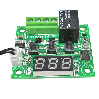 W1209 Digital thermostat Temperature Controler Switch -50-110°C 12V +sensor PM