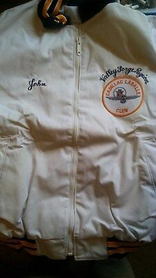Valley Forge Region and  LaSalle club jacket ( NEW ) NEVER PUT ON STILL IN BAG