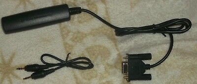 TEXAS INSTRUMENTS TI-GRAPH LINK SERIAL CABLE - Not Tested/ May be defect!
