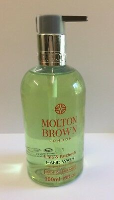 Molton Brown Lime & Patchouli Hand Wash 300ml - Clearance See Description