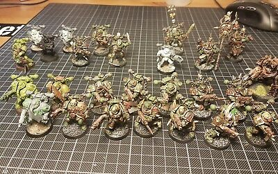 Death Guard Seuchenmarines pro painted!