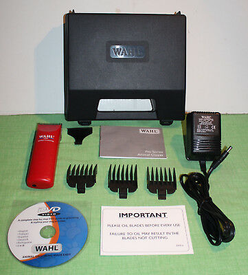 WAHL Pro Series 9551 Rechargeable Animal Hair Clippers