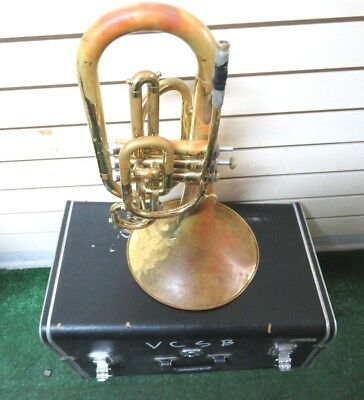 Yamaha Ymp201m Marching Mellophone (10 1944)