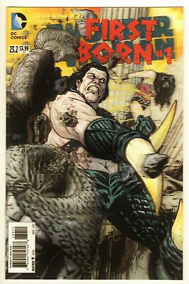 Wonder Woman First Born - No 1 - 2013 - SPECIAL 3D COVER! UNREAD! SCARCE UK!