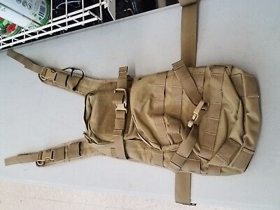 Eagle/ LBT STYLE MAP Pack with Chest Rig Adaptor TMC Coyote Tan Airsoft China