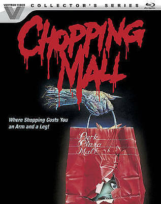 Chopping Mall [Blu-ray] New DVD! Ships Fast!
