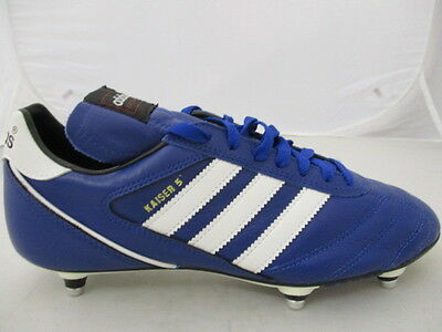 17f70564927 ADIDAS KAISER 5 Mens SG Football Boots UK 7 US 7.5 EUR 40.2 3 Ref ...