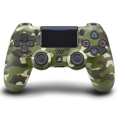 Sony Dualshock 4 Wireless Controller for PlayStation 4 - Green Camouflage