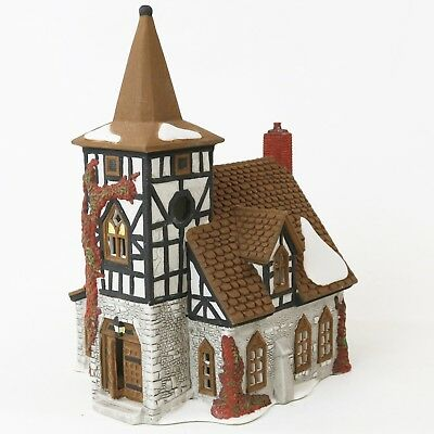 Department 56 Heritage Dickens Village Christmas Old Michael Church #5562-0