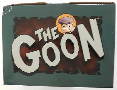 Eric Powell THE GOON Figure STATUE ~ RANDY BOWEN ~ 2007 NEW Never Displayed