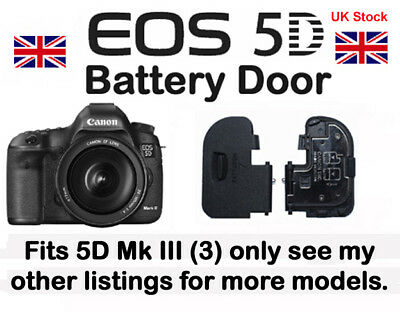 NEW Battery Door Cover for Canon EOS 5D Mark III (3)