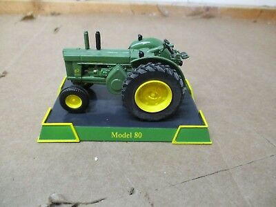 Danbury Mint John Deere Tractor Model 80 Collection Fast / Free Shipping