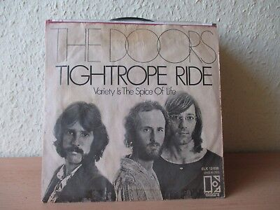 7´´The Doors - Tightrope Ride / Variety Is The Spice Of Life