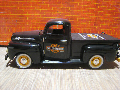 1952 Ford Pickup Harley Davidson, 1:24, Limited Edition, OVP